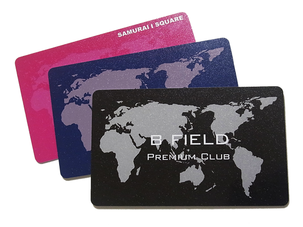 B-Field  point card