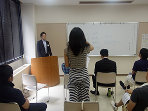 NLP広島講師 西前好朗