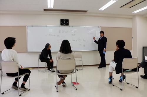 NLPプラクティショナーコース6日目
